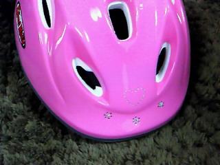 デコヘルメット